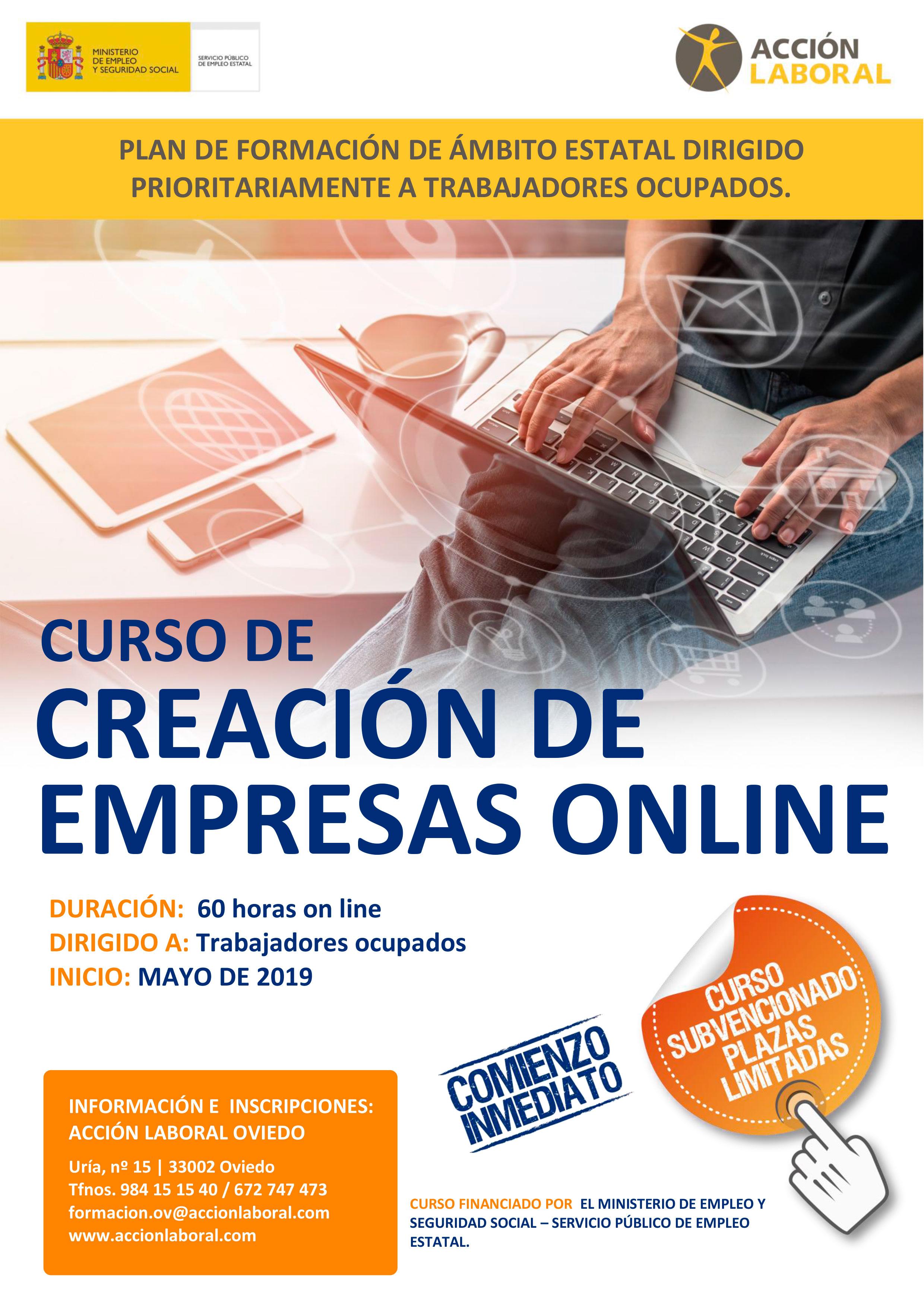 curso ocupados creación empresas online
