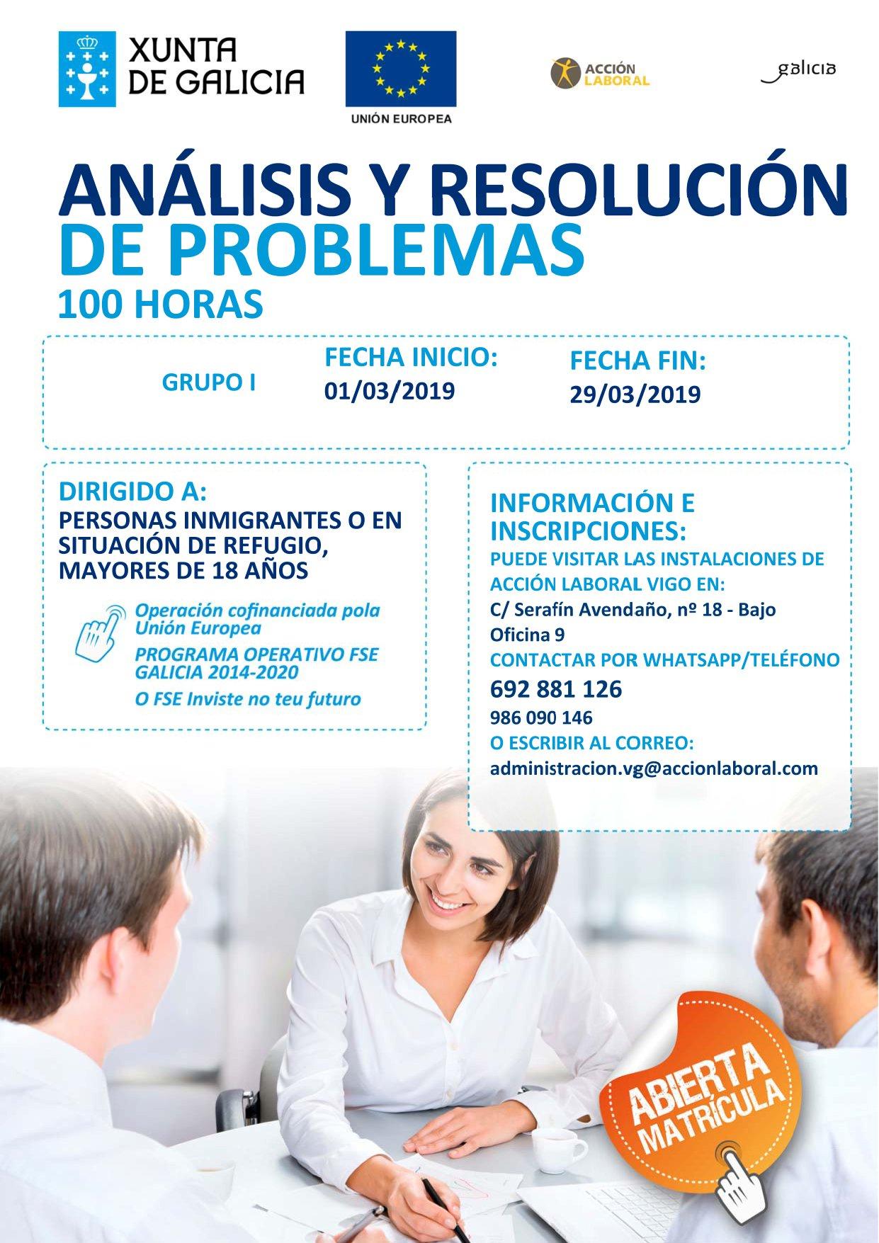 analisis y resolucion de problemas