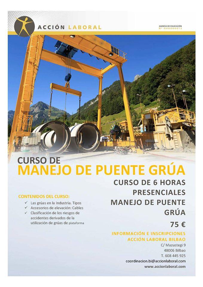 Puente gr a accion laboral for Laboral kutxa oficinas bilbao