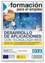 DESARROLLO DE APLICACIONES CON TECNOLOGÍA WEB
